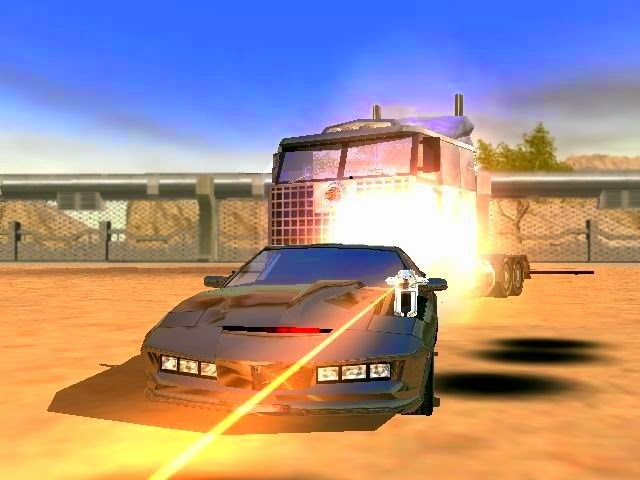 Knight Rider 2 Game Free Download for pc