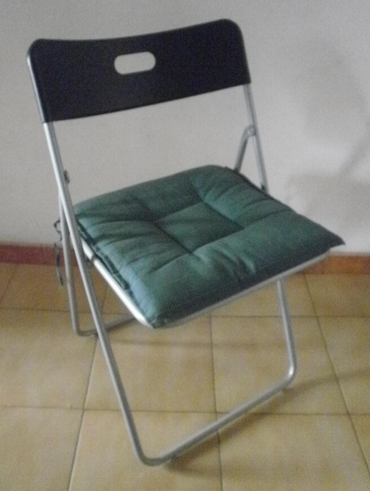 4 4 cojines de silla verdes l g moving sales ventas - Cojines para silla ...