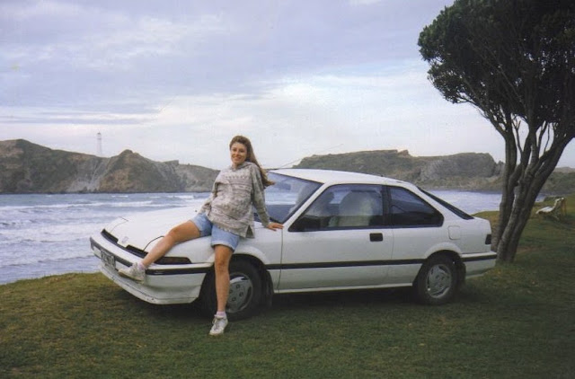 1986 Honda Integra   My Past Cars