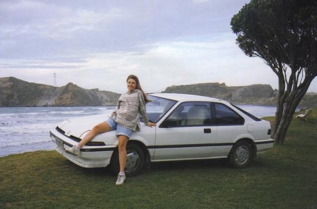 1986 Honda Integra   My Past Cars