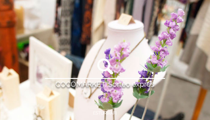 cocomarket, mercado ecologico, sostenible, reciclaje, talleres, madrid