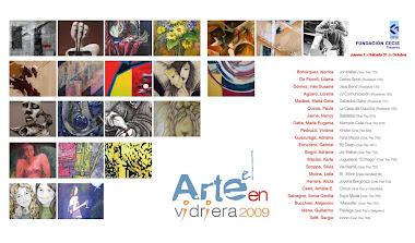arte en vidriera - fundación CECIS