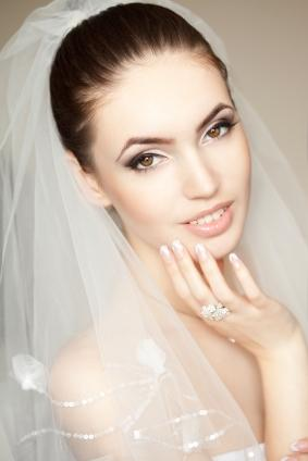 lush fab glam blogazine makeup ideas for the bride to be