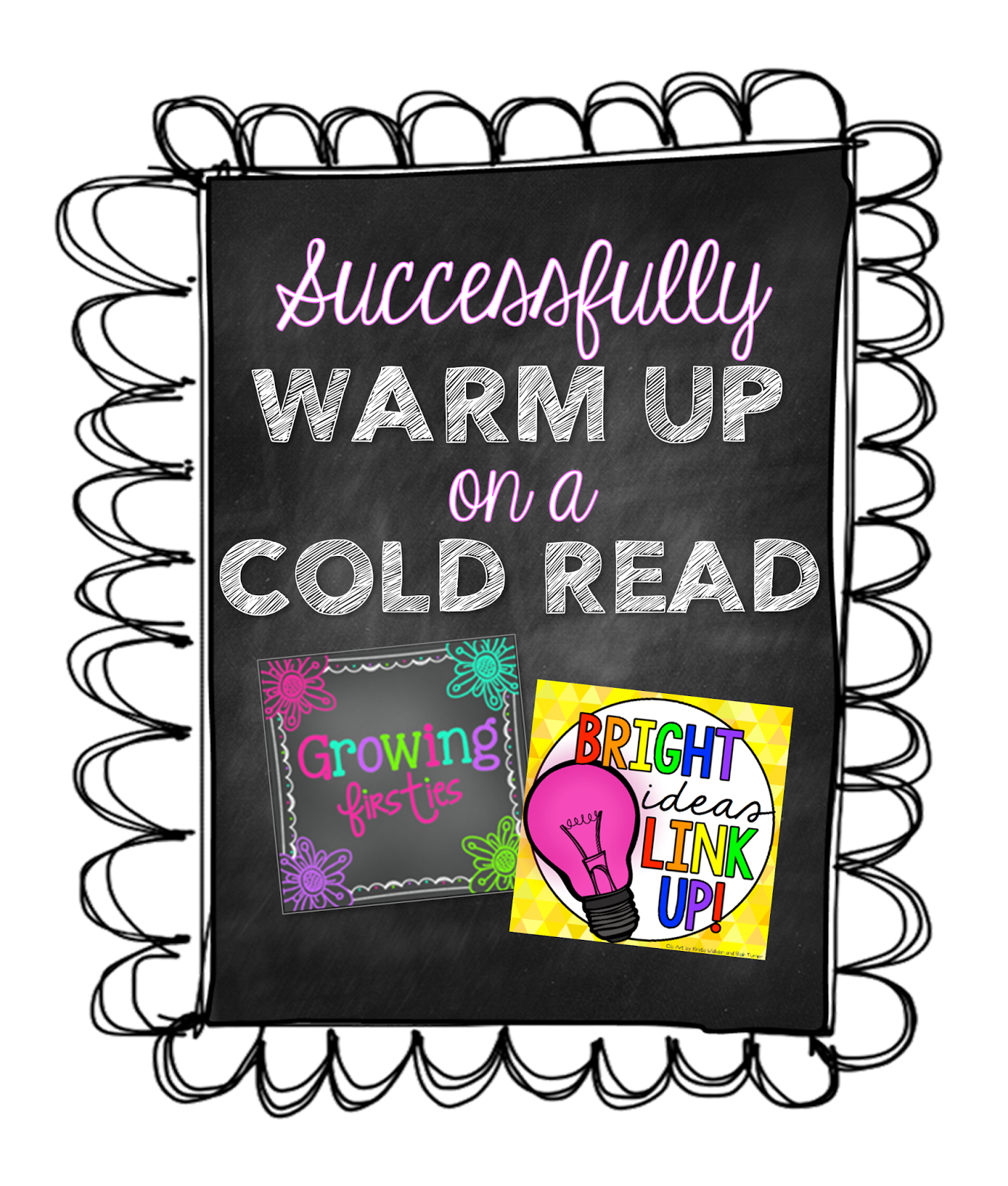 Warm up for non-fiction text successfully
