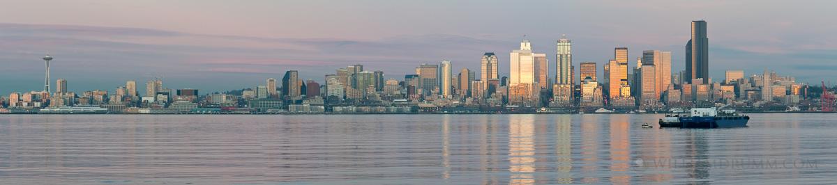 Skyline West Seattle