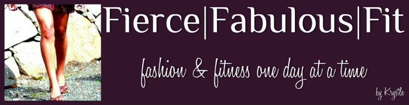 Fierce|Fabulous|Fit