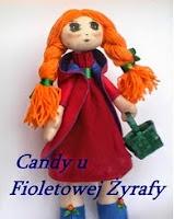 wygrałam Candy u Honoratki