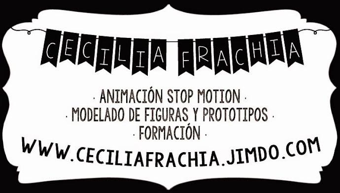 CECILIA FRACHIA ::: Modelado y Animación Stop Motion