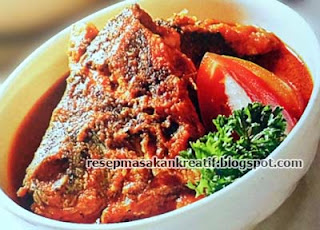 Resep Semur Ikan Pedas