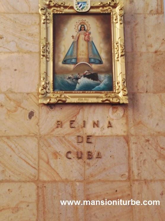Vírgenes Refugiadas en Tacámbaro: Reina de Cuba
