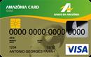 Cartão Amazônia Card Gold