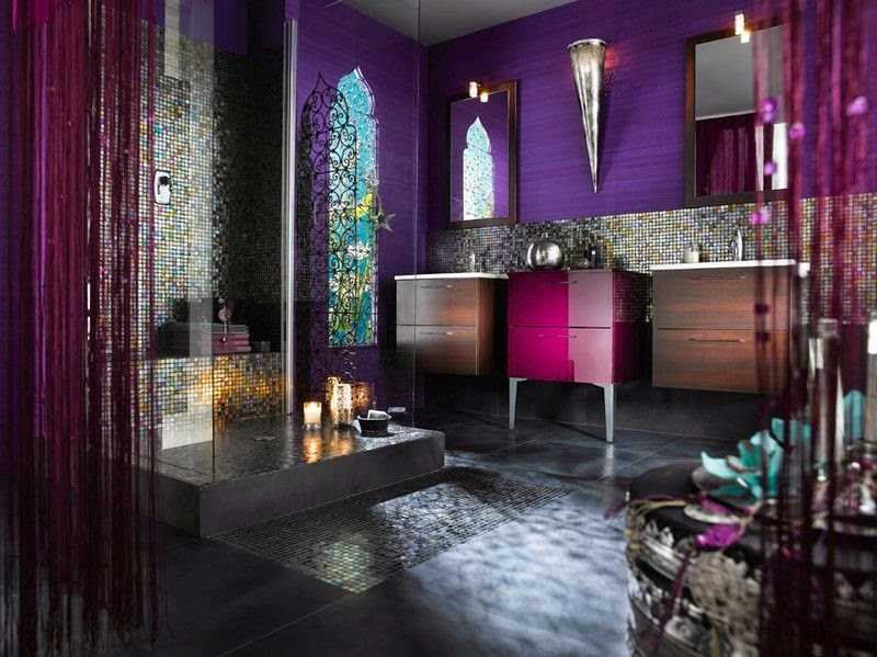 bathrooms proposals - 11 styles from different countries