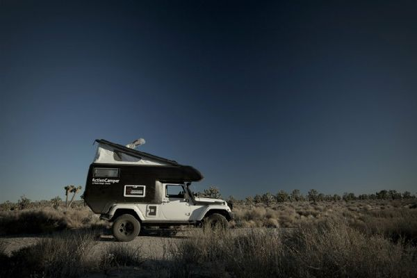 AT Action Camper Jeep