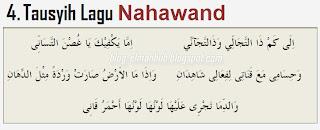 Tausyih Nahawand