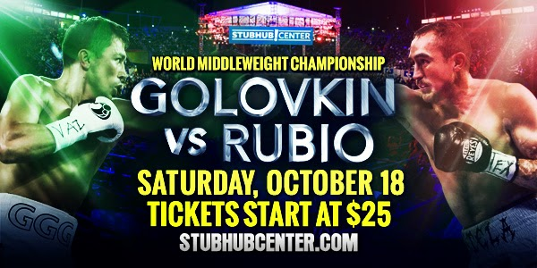 Gennady Golovkin vs Marco Antonio Rubio Full Fight Replay Video