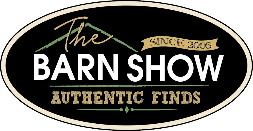 THE BARN SHOW - AUTHENTIC FINDS