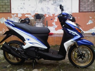 Yamaha xeon modificcation