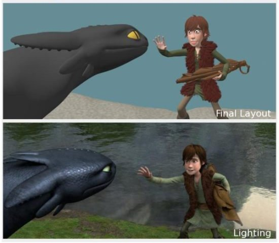 Image result for 3d animation layout