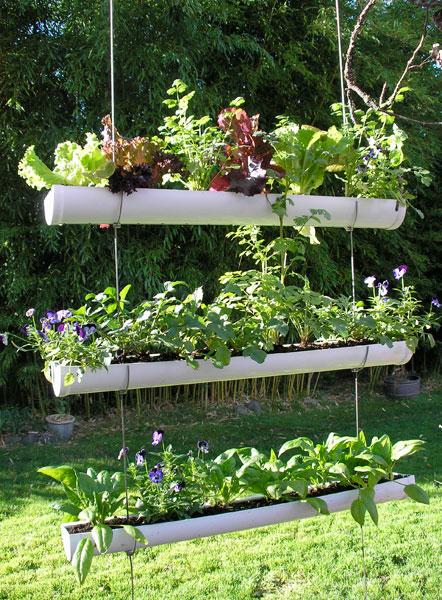 Gutter Garden Party ideas! | Fare Feathers