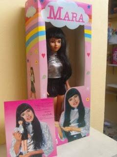 boneca mara maravilha