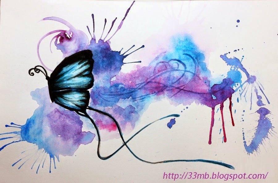 Cool Watercolor Pictures