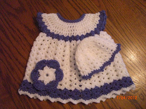 Angel pinafore
