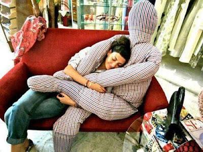 Kissen für einsame Singles