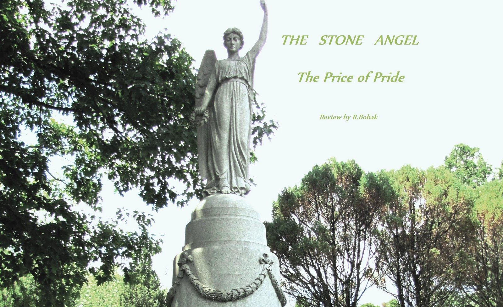 right in niagara the stone angel the price of pride the stone angel the price of pride
