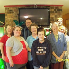 Family at Christmas