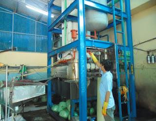 Cung cấp dây truyền sản xuất máy đá viên tinh khiết, cách chọn mua dây truyền sả