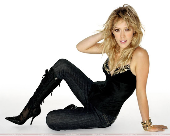 Hilary Duff 2011 Latest Wallpaper