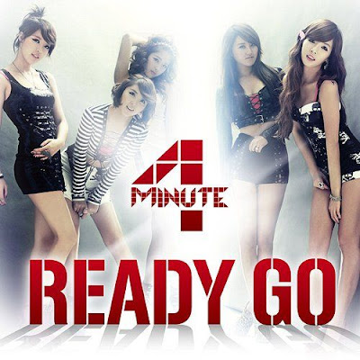 4minute Ready Go Type A edition