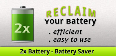 2X BATTERY SAVER APK [FULL][FREE]