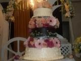 3 Tier Buttercream