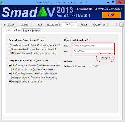Smadav Pro 9.3.1 2013 Full Keygen | Serial Number