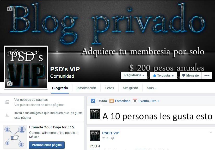 Únete a nuestro facebook