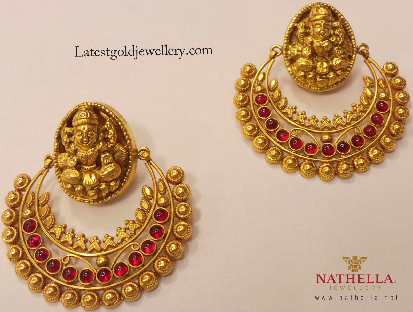 indian jewelry at for id diamonds l more j earrings enamel and antique gold in with sale