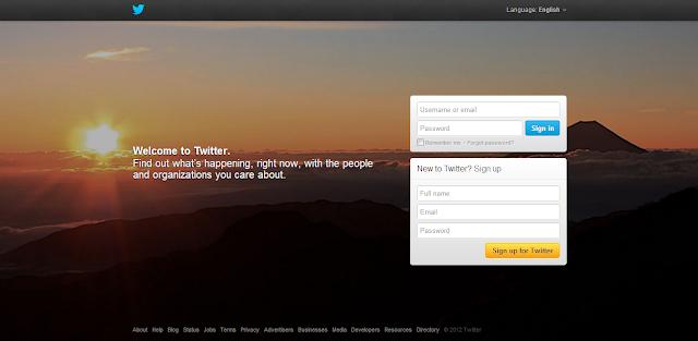 Cara Membuat Akun Twitter Dengan Mudah