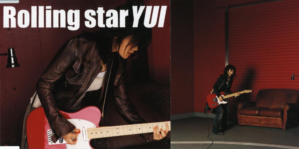 YUI - Rolling star [FLAC] - Ng...