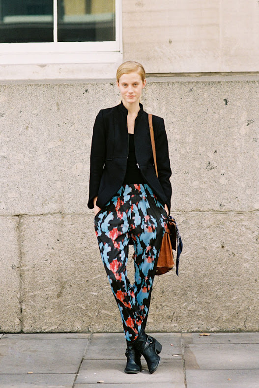 Vanessa Jackman London Fashion Week Ss 2013 Lauren