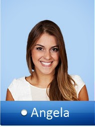 Votar Paredão do BBB 2014 Angela