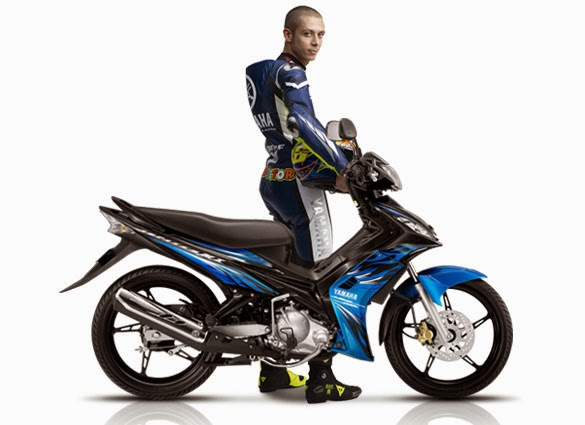 Modifikasi Jupiter Mx Cw 2007