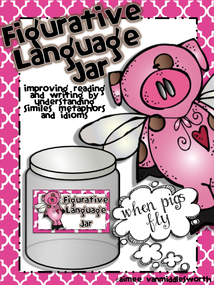 Figuring Out Figurative Language (and a quick giveaway!)