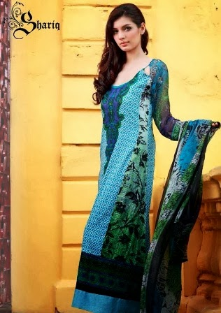 New Prints Lawn suits 2014