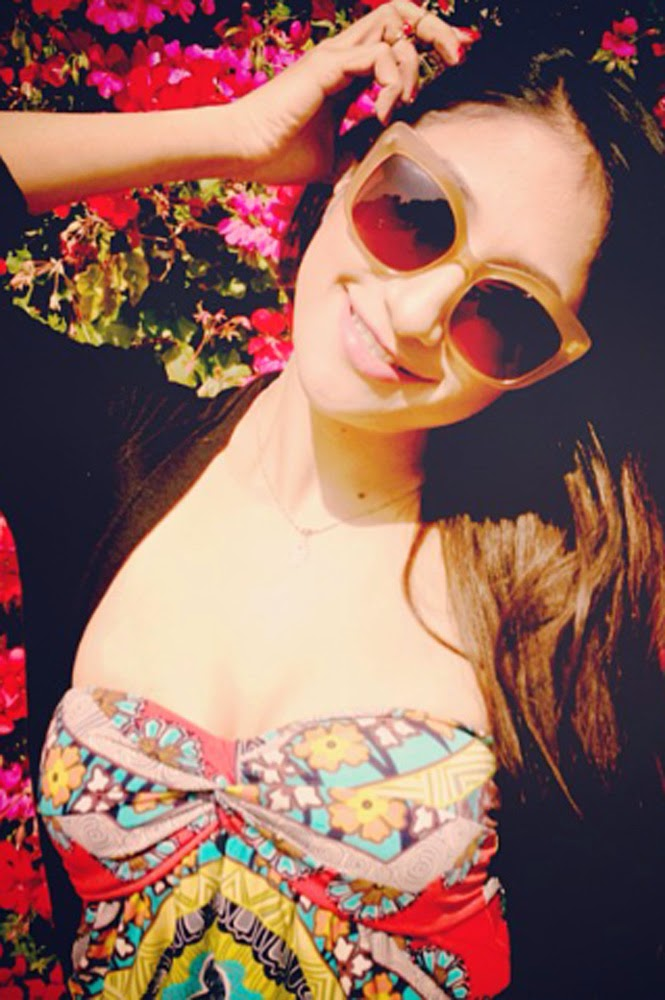 Gallery Foto Selfie Rahma Azhari Model Hot telanjang