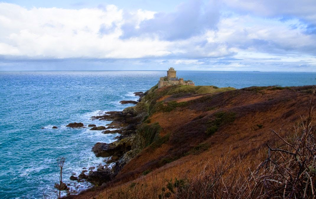 Bretagne - Fort la Latte - randonnée