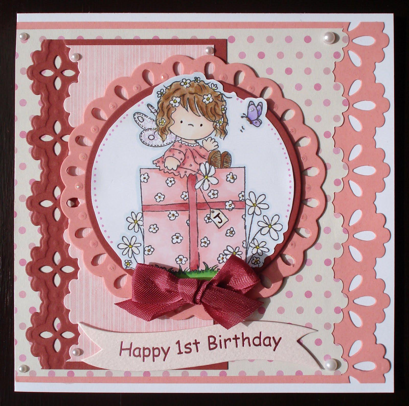 Kaardvark: Happy 1st Birthday
