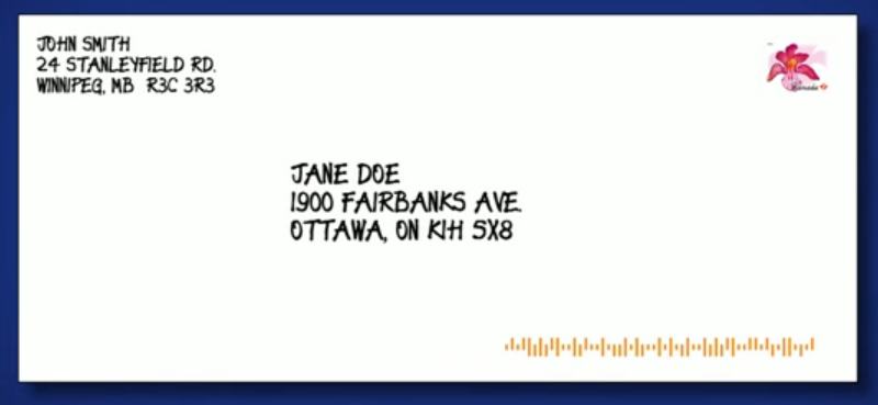 how to change your mailing address canada post