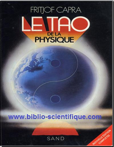 Livre : Le tao de la physique de Fritjof Capra