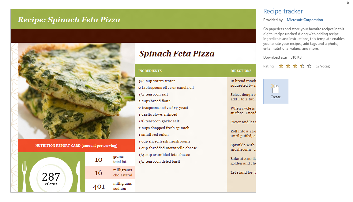 Recipe Template Word. collection of free cookbook templates great ...
